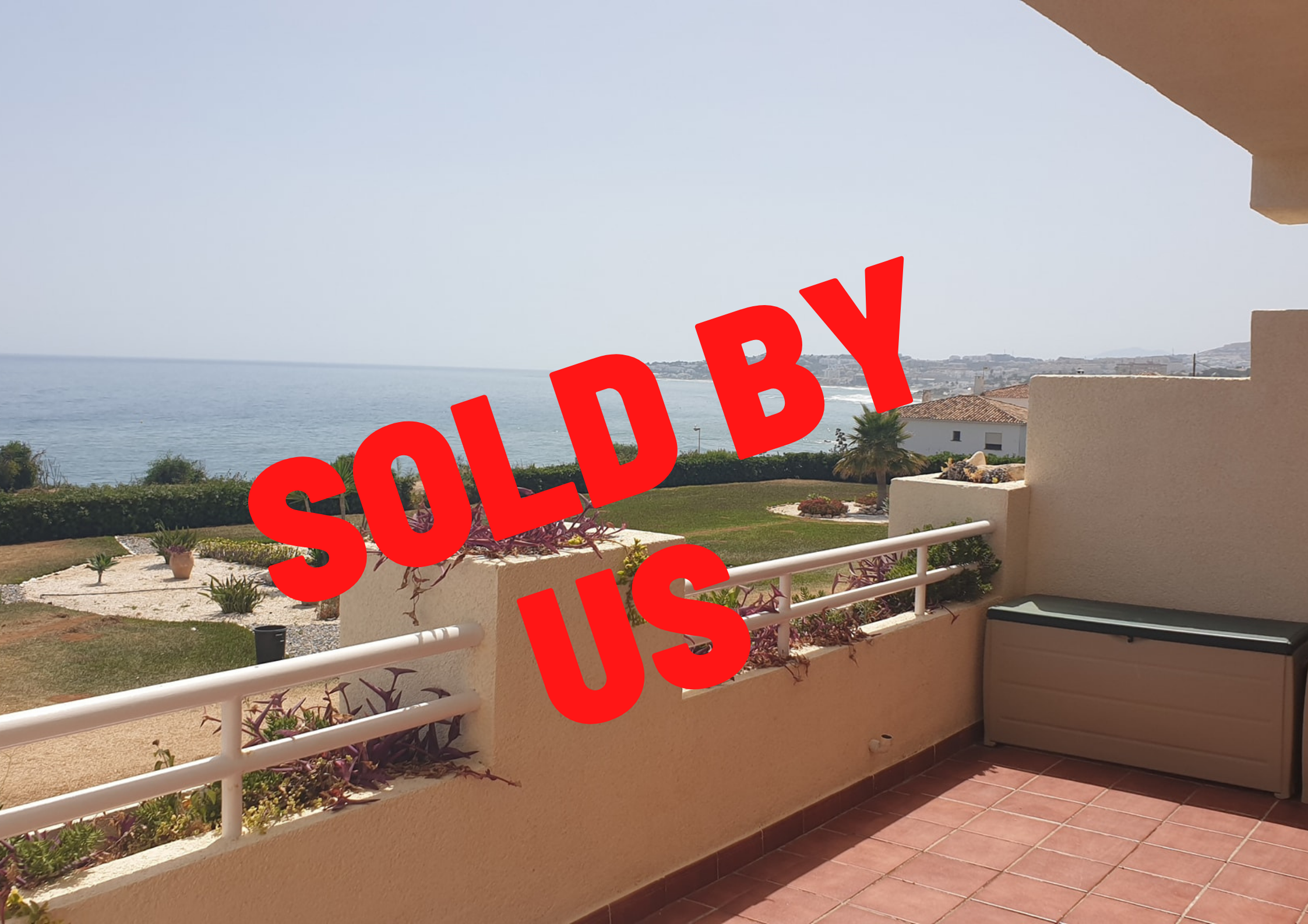 SOLD by us